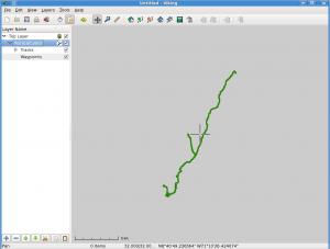 Viking Software para trabajar con rutas GPX